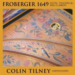 Froberger 1649 - brani per clavicembalo