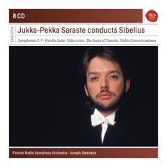 Jukka-pekka saraste conducts sibelius