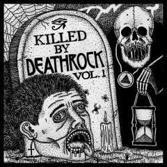 Killed by deathrock vol. 1 (Vinile)