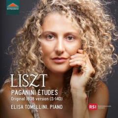 Paganini etudes (versione originale s-140, 1838)