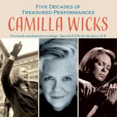 Camilla wicks in concert - 5 decades o