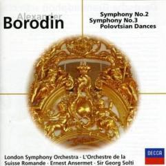 Symphonies nos. 2 & 3-polovtsian danze (sinfonie n.2, n.3 - danze polovesiane)