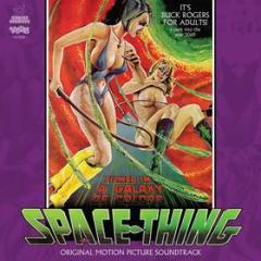 Ost/space thing - silver vinyl+dvd (Vinile)