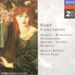 Harp concertos (concerti per arpa)