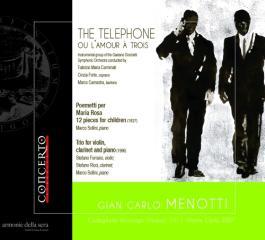 The telephone ou l'amour a trois  trio p