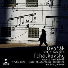 Cello concerto-rococo variations