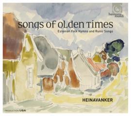 Song of olden times - inni popolari esto