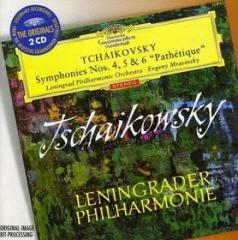 Symphonies nos.4-6 (sinfonie n.4, n.5, n.6)