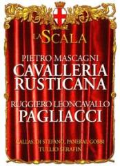 I pagliacci,cavalleria rusticana-sc