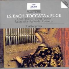 Toccate & fugue in d minor-dorian (toccata e fuga - passacaglia - pastorale - canzone)