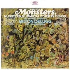 Music for monsters - munsters - mummies (Vinile)