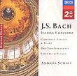 Italian concerto etc.opere per pianoforte solo