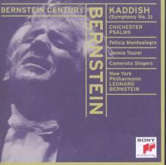 """Symphony no. 3 """"kaddish"""" / chichester psalms"""