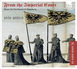 From the imperial court - musica per la