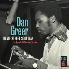 Beale street soul man -the sounds of mem