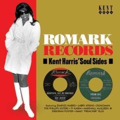 Romark records - kent harris  soul sides