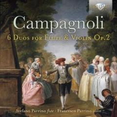 6 duo per flauto e violino op.62