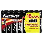 Batteria Standard Family Pack 16Pz. AAA Alk. (AZ)