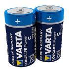 Varta 4914 2 bls. Tecnologia batteria: Alcalino. Tipo batteria: C (AZ)