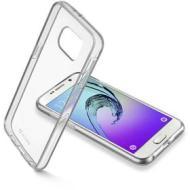 Cover rigida trasparente con cornice in gomma Clear Duo (Galaxy A3)