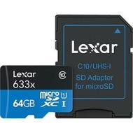 Schede di memoria UHS-1 633X (AZ)