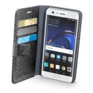 Custodia a libro con porta tessere Book Agenda (Huawei P10 Plus)