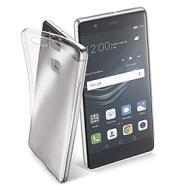 Cover in gomma morbida ultra sottile trasparente Fine (Huawei P9)