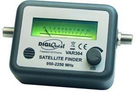 Accessori TV digitale SAT FINDER VAR304 (AZ)