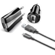 Charger Kit 3 in 1 Micro USB