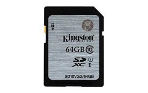 Schede di memoria SD10VG2/64GB (AZ)