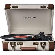 Giradischi Crosley Executive-linnen/brown