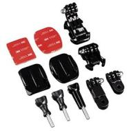 Accessori Action Cam Set access.fissaggio per Gopro 7004397 (AZ)