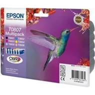 Consumabili Stampante T0807 Multipack (AZ)