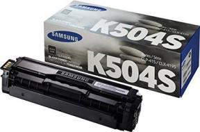 Consumabili Stampante Originale Samsung CLT-K504S (AZ)