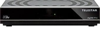 Ricevitore Digitale Terrestre Ric.DTT TELESTAR TT4 (AZ)