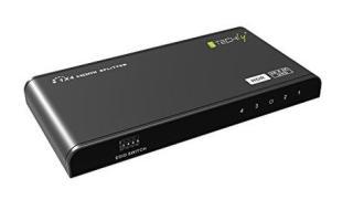 Cavetteria Audio/Video Splitter IDATA HDMI2-4K4HDR Hdmi 1in4out (AZ)