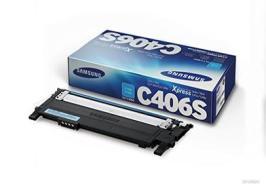 Consumabili Stampante Originale Samsung CLT-C406S (AZ)