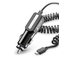 Caricabatterie da auto Adaptive Fast Charger Micro USB