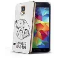Cover rigida Love is Blind per Galaxy S5 Mini