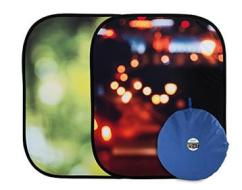 Accessorio Illuminatore Out of Focus 1.2 x 1.5m Summer Foliage/City Lights (AZ)