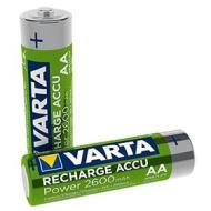 Batteria Standard Ricaricabile Ricar.Varta 05716.402 Bl/2pzSt.2600mFoto (AZ)