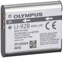 Accessorio Fotocamera Digitale LI-92B (TG1-2-3/SH50-60/SP100/XZ2) (AZ)