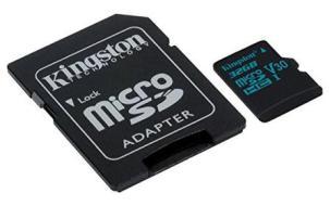 Schede di memoria microSDXC Canvas Go! (AZ)