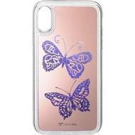 Cellulare - Custodia Stardust Butterfly (iPhone XS/X) (AZ)
