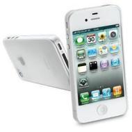 Cover ultrasottile trasparente iPhone 4