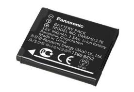 Accessorio Fotocamera Digitale DMW-BCL7E (SZ8-SZ9-SZ3-XS1/3-FS5/50) (AZ)
