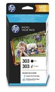 Consumabili Stampante 303 Photo Value Pack (AZ)