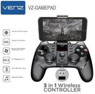 Cellulare - Adattatore Joypad Wireless per Smartphone Tablet e PC VZ-GAMEPAD (AZ)
