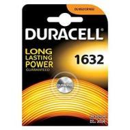 Batteria Dedicata DURACELL CR1632 3v Litio 1pz -DU104 (AZ)