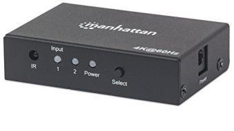 Cavetteria Audio/Video Splitter IDATA HDMI2-4K21 Hdmi2in1out 4K (AZ)
